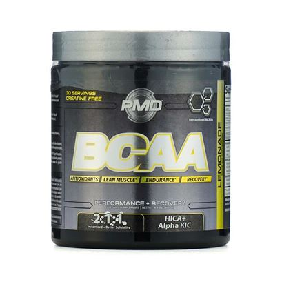 Picture of GNC (NDS) PMD BCAA Powder Lemonade