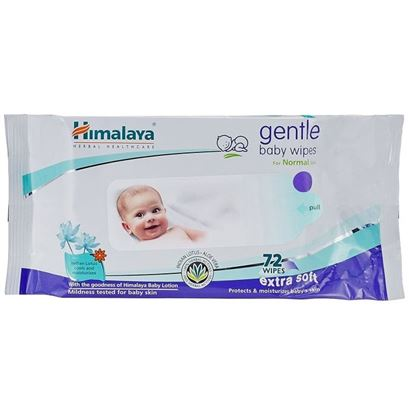 Picture of Himalaya Gentle Baby Wipes