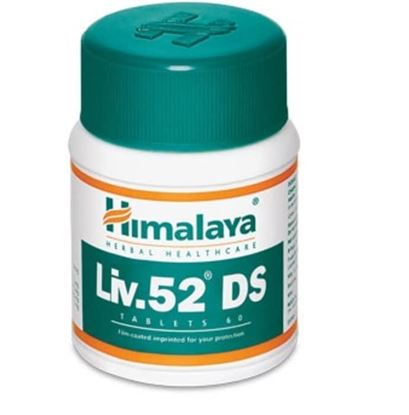 Picture of Himalaya Liv. 52 DS Tablet