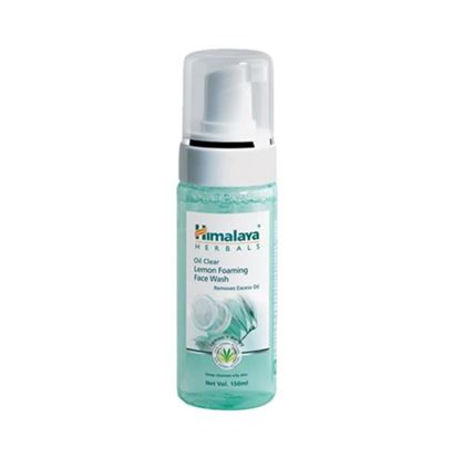Picture of Himalaya Oil Clear Lemon Foaming Face Wash