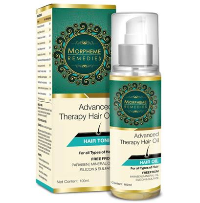 Picture of Morpheme Advanced Therapy Hair Oil