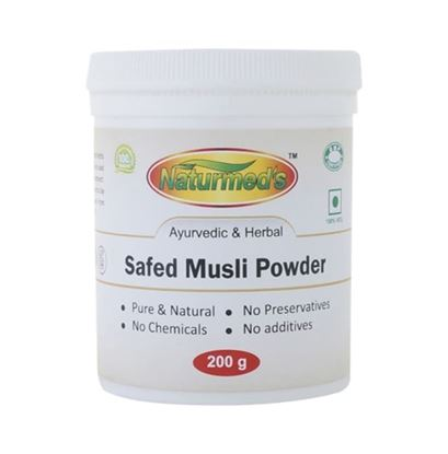 Picture of Naturmed's Safed Musli Powder