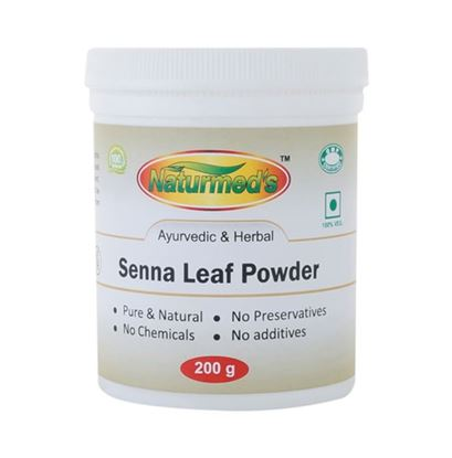 Picture of Naturmed's Senna Leaf Powder