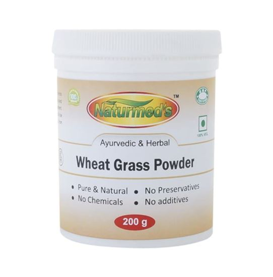 Picture of Naturmed's Wheat Grass Powder
