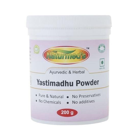 Picture of Naturmed's Yastimadhu Powder