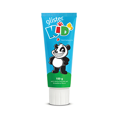 Picture of Amway Glister Kids Toothpaste Strawberry