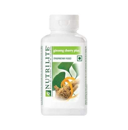 Picture of Amway Nutrilite Ginseng Cherry Plus Tablet