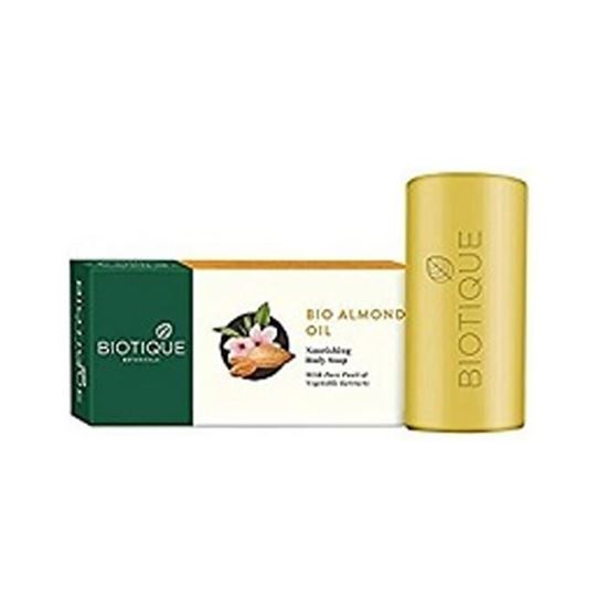 Picture of Biotique Almond Oil Nourishing Body Soap Pack of 2