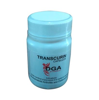 Picture of DGA Synergy Transcurin Capsule