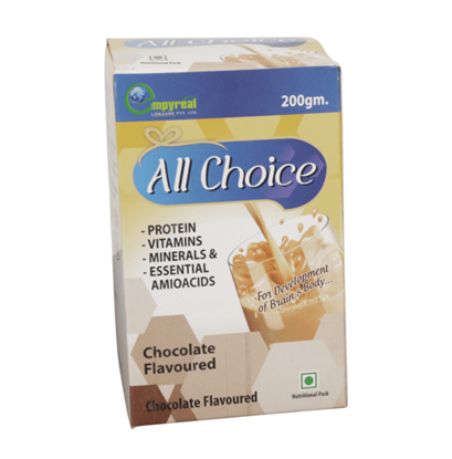 Picture of Empyreal All Choice Protein Powder Chocolate