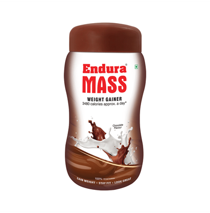 Picture of Endura Mass Weight Gainer Chocolate