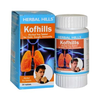 Picture of Herbal Hills Kofhills Tablet