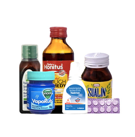 Picture of Cough and Cold Relief Kit