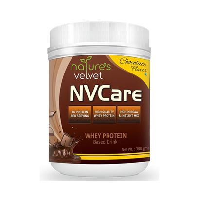Picture of Natures Velvet Lifecare Lifecare NVCare Whey Protein Based Drink Chocolate