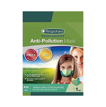 Picture of Respokare Anti Pollution Mask For Kids
