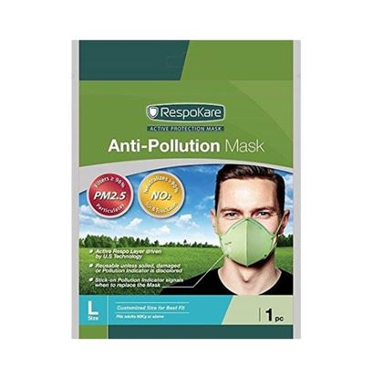Picture of Respokare Anti-Pollution Mask L