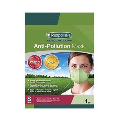 Picture of Respokare Anti-Pollution Mask S