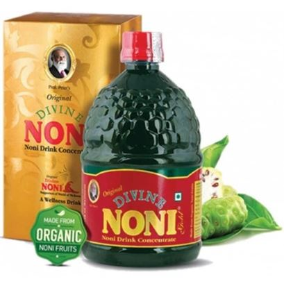 Picture of Prof Peter's Divine Noni Gold Drink Concentrate Juice