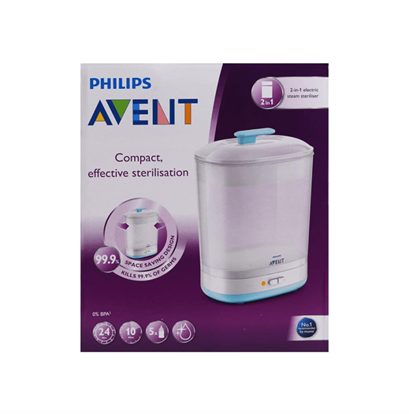 Picture of Philips Avent 2-in-1 Electric Steam Sterilizer