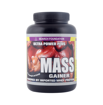 Picture of Search Foundation Ultra Power Plus Mass Gainer Chocolate
