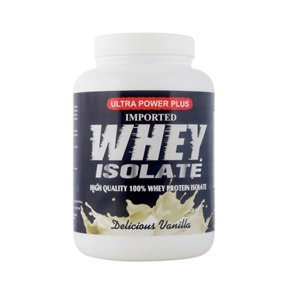 Picture of Search Foundation Ultra Power Plus Whey Isolate Delicious Vanilla
