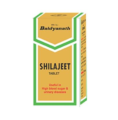 Picture of Baidyanath Shilajeet Tablet