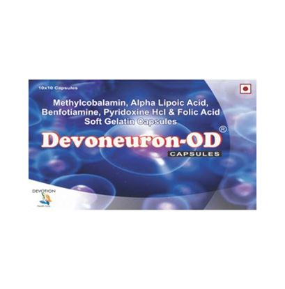 Picture of Devoneuron -OD Soft Gelatin Capsule