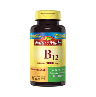Picture of Nature Made Vitamin B12 1000mcg Tablet