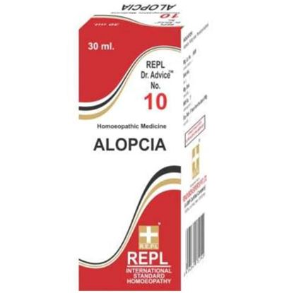 Picture of REPL Dr. Advice No.10 Alopcia Drop