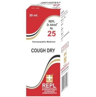 Picture of REPL Dr. Advice No.25 Cough Dry Drop