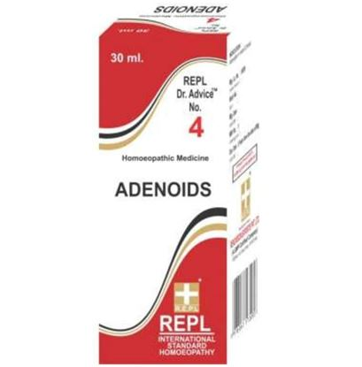 Picture of REPL Dr. Advice No.4 Adenoids Drop