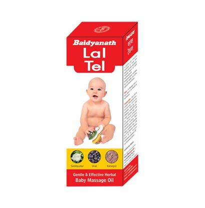 Picture of Baidyanath Lal Tel Pack of 2