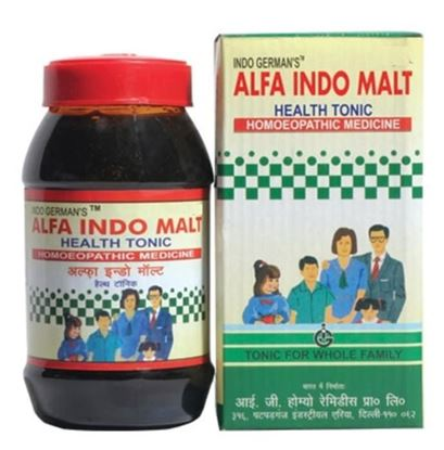 Picture of Indo Germans Alfa Indo Malt Tonic