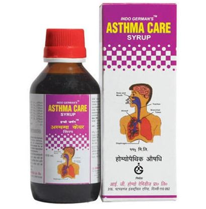 Picture of Indo Germans Asthma Care Syrup