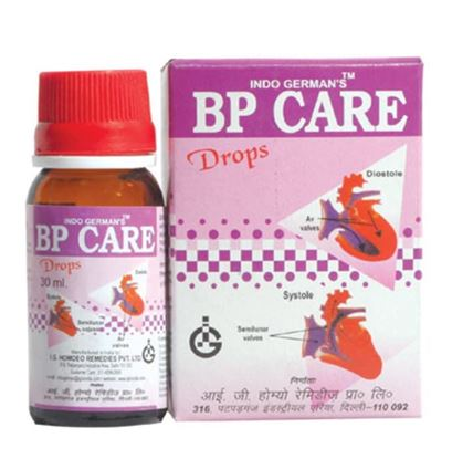 Picture of Indo Germans Bp Care Drop
