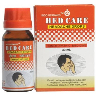 Picture of Indo Germans Hed Care Drop