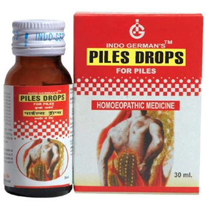 Picture of Indo Germans Piles Drop
