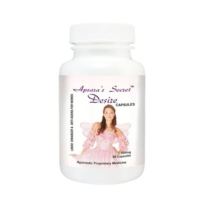 Picture of Shivalik Herbals Apsara's Secret Desire 500mg Capsule
