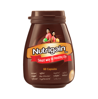 Picture of Ayurwin Nutrigain Plus Capsule