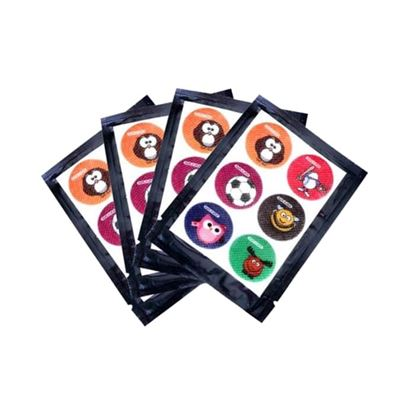 Picture of Safe-O-Kid Animal / Sport Designers - 24 Anti-Mosquito Patches with Free 6 Anti Mosquito Patches / Stickers Pack of 5