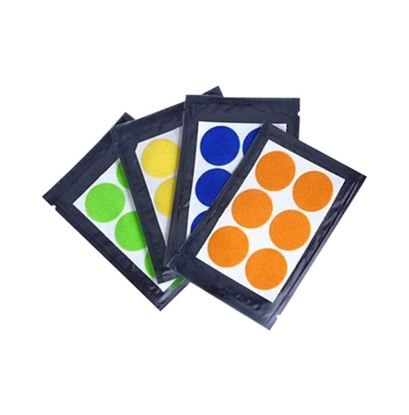 Picture of Safe-O-Kid Assorted Color - 24 Anti-Mosquito Patches with Free 6 Anti Mosquito Patches / Stickers