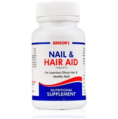 Picture of BAKSON'S Nail & Hair Aid Tablet