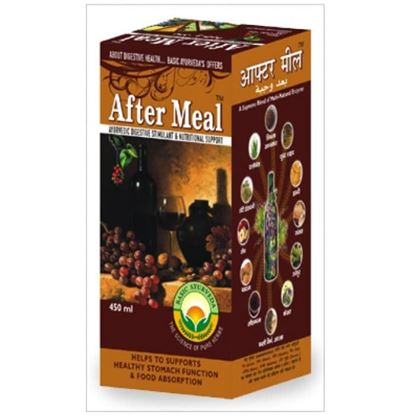 Picture of Basic Ayurveda After Meal