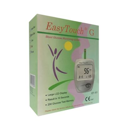 Picture of EasyTouch ET-101 G Blood Glucose Monitoring System