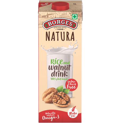 Picture of Borges Natura Rice & Walnut Drink