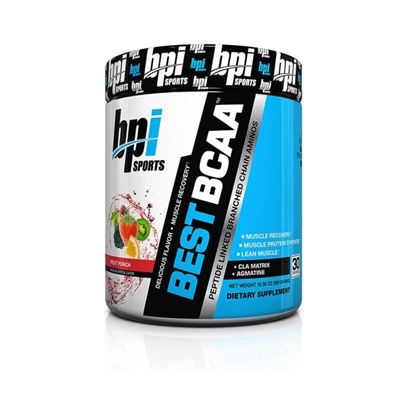 Picture of BPI Sports Best BCAA Powder Fruit Punch