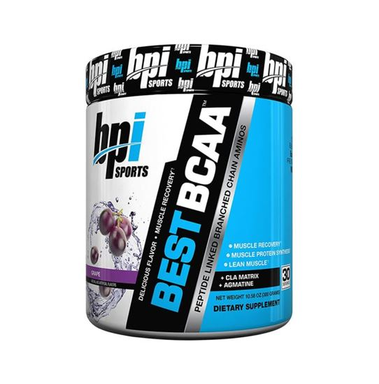 Picture of BPI Sports Best BCAA Powder Grape