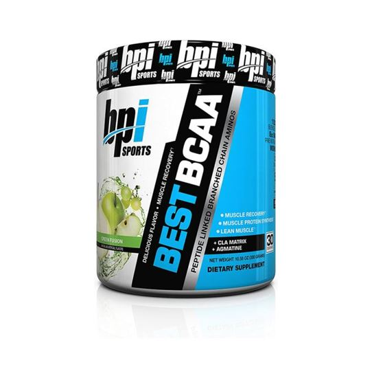 Picture of BPI Sports Best BCAA Powder Green Fusion