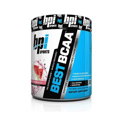 Picture of BPI Sports Best BCAA Powder Watermelon Ice