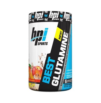 Picture of BPI Sports Best Glutamine Powder Peach Mango